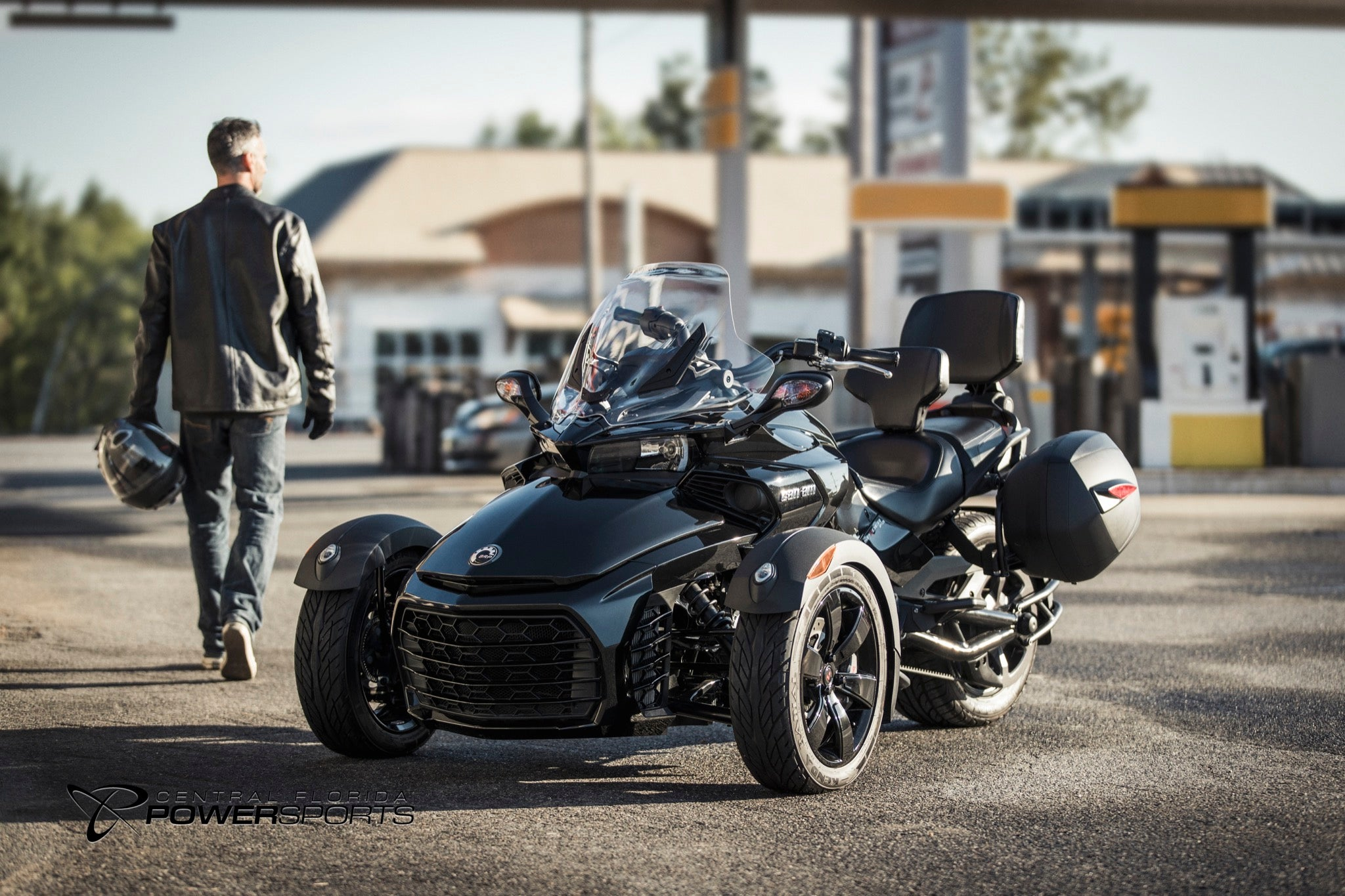 Can Am Spyder For Sale >> 2018 Can Am Spyder F3