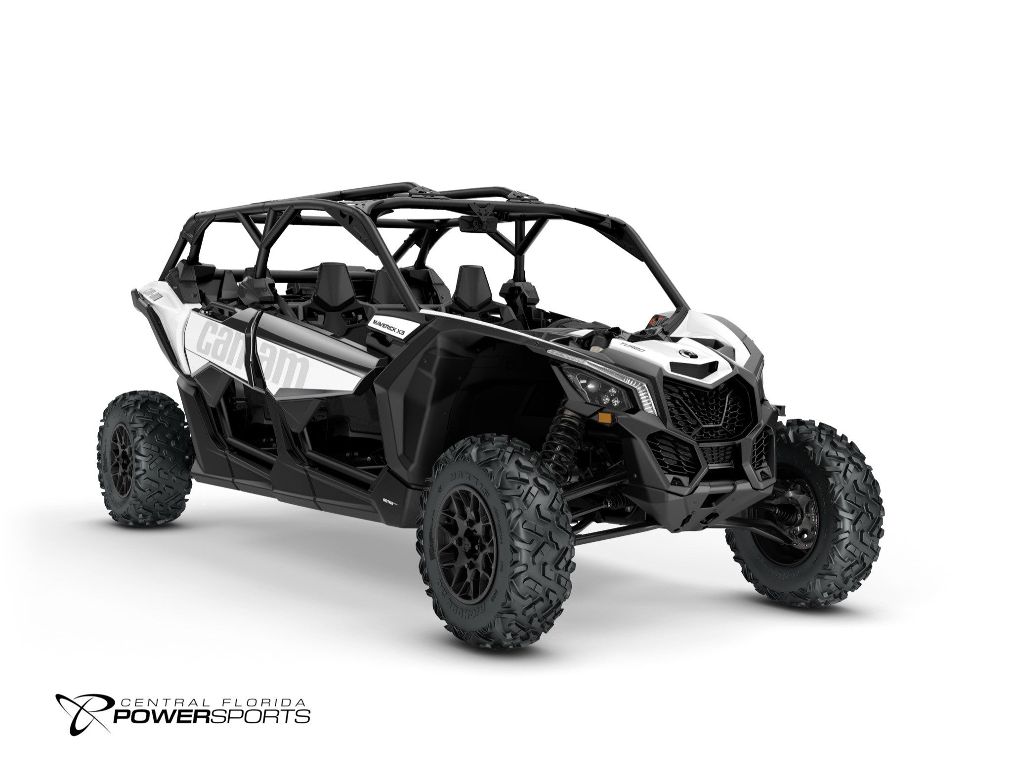 2017 Can Am Maverick 4 Seater >> 2018 Canam Maverick X3 Max Turbo Sxs Ssv Utv Kissimmee Dealer