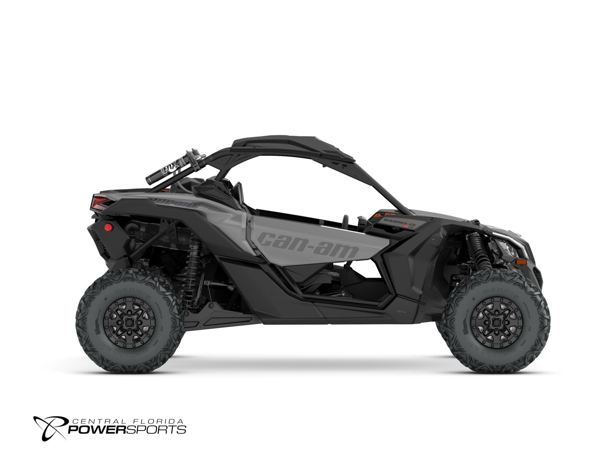 2018 canam maverick x3 x rs turbo r side by side sxs kissimmee dealer central florida powersports. Black Bedroom Furniture Sets. Home Design Ideas