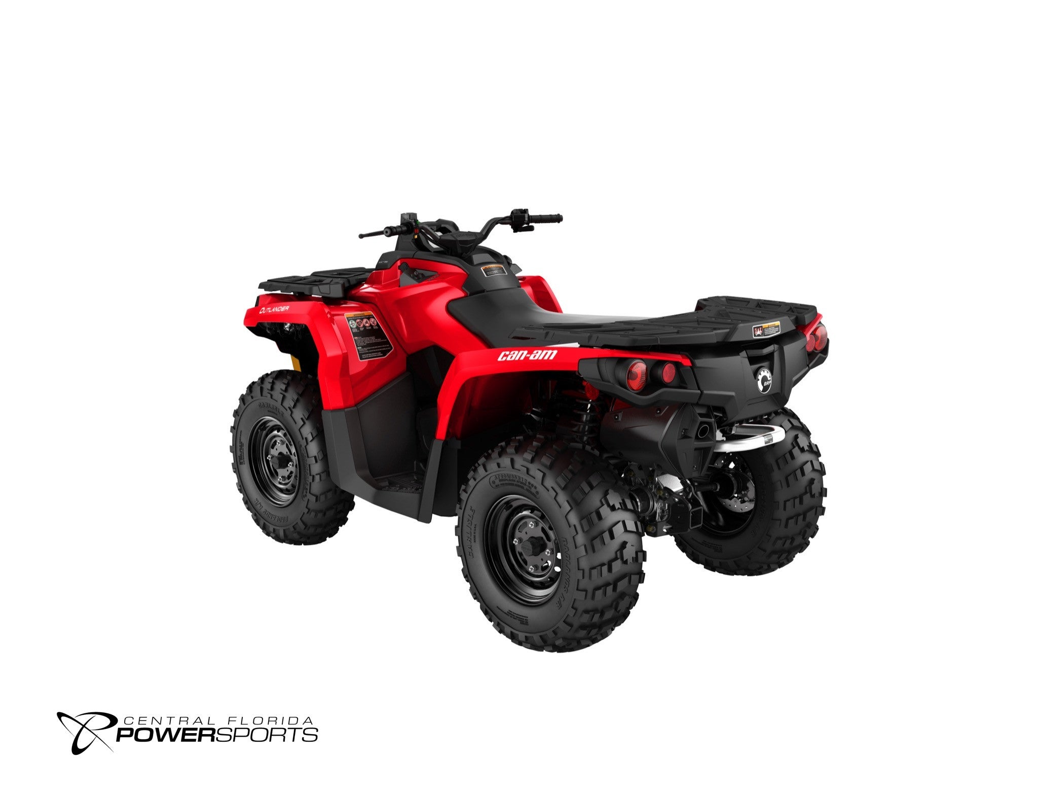 2018 Can-Am Outlander 650 - Best ATV Prices - Kissimmee/Orlando ...