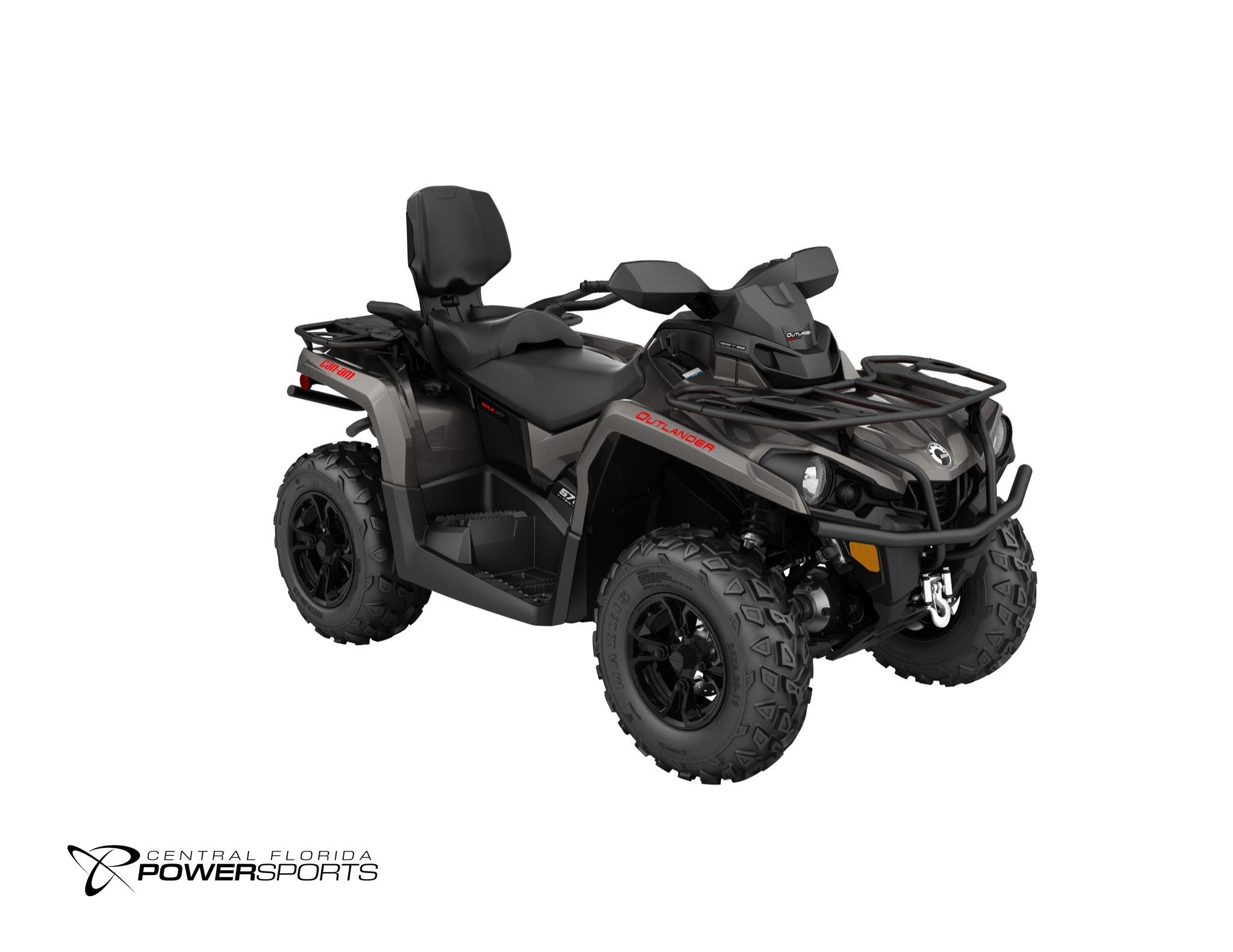 Can Am Outlander Max 2018 >> 2018 Can Am Outlander Max Xt 570 Atv For Sale Kissimmee Dealership