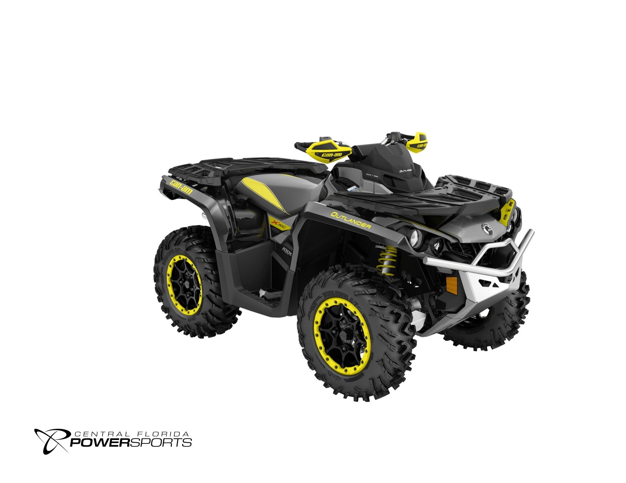 2018 can am outlander x xc 1000r utility atv kissimmee. Black Bedroom Furniture Sets. Home Design Ideas