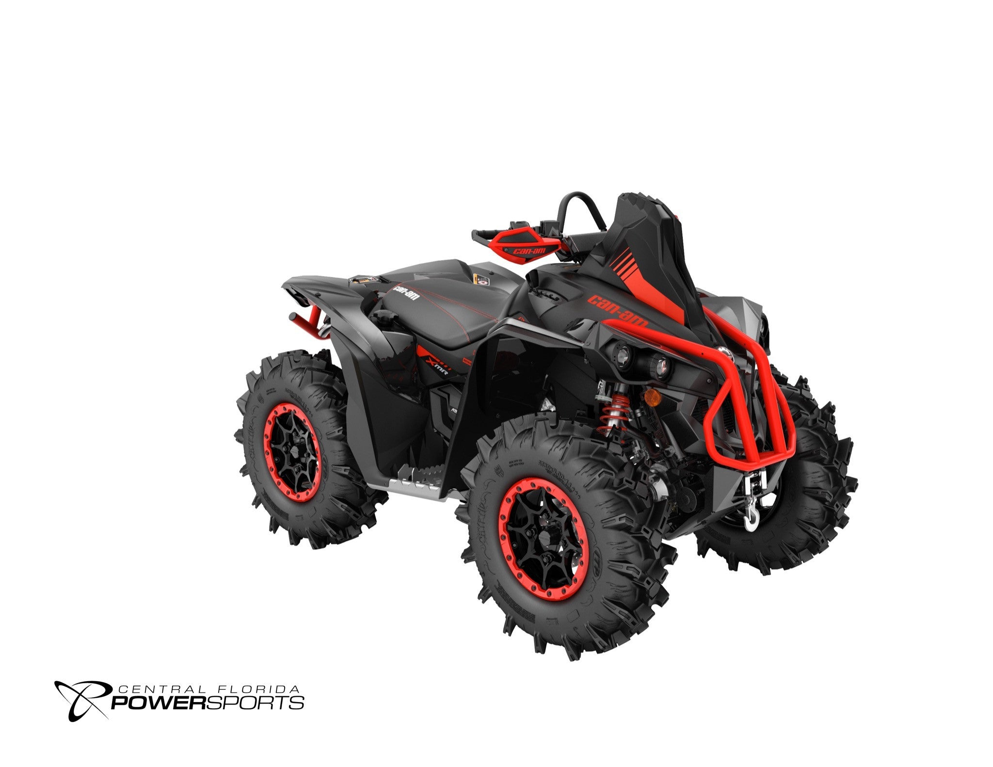 2017 Can Am >> 2018 Can Am Renegade X Mr 1000r