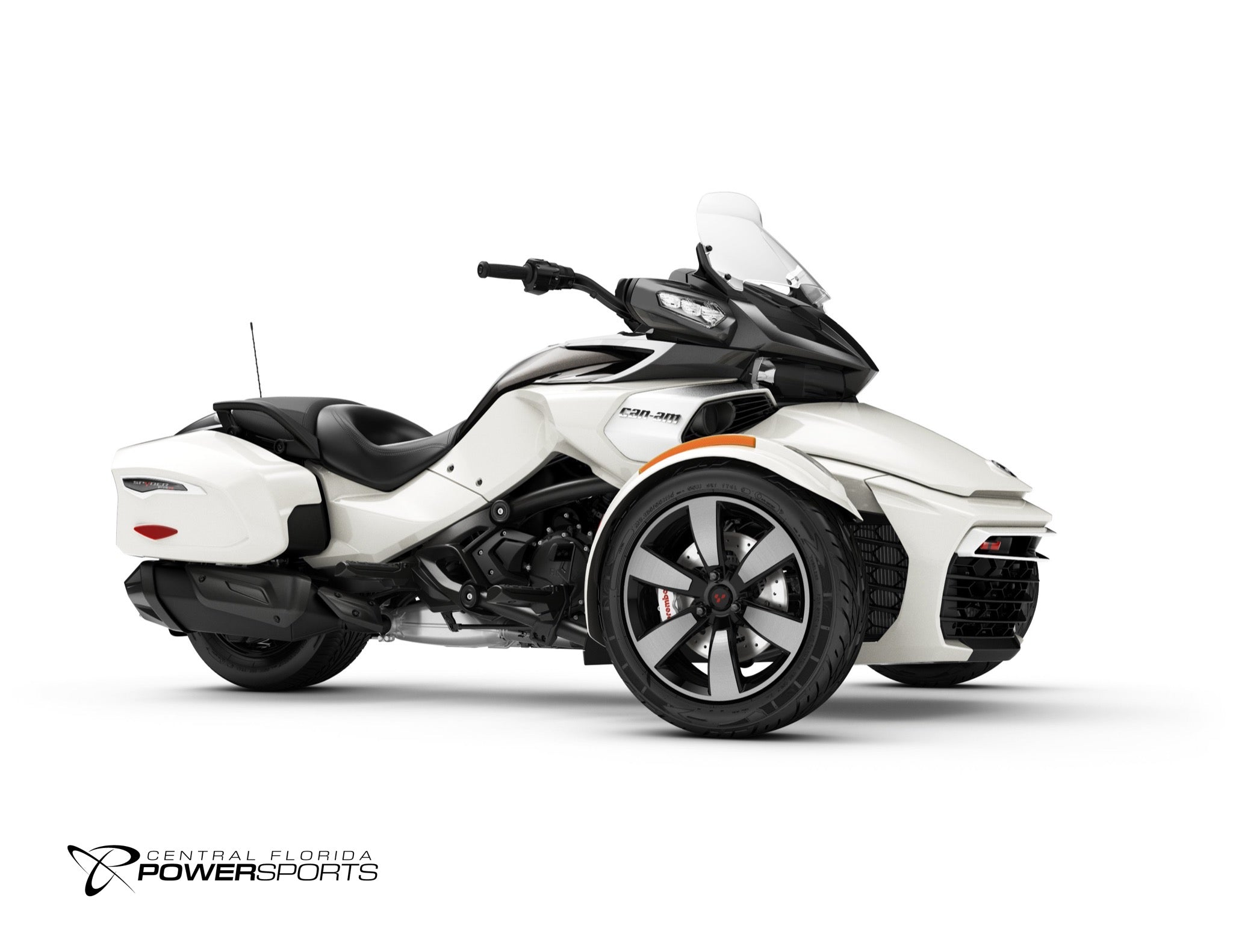 Lowest Price 2018 Can Am Spyder F3 T For Sale Kissimmee Dealership
