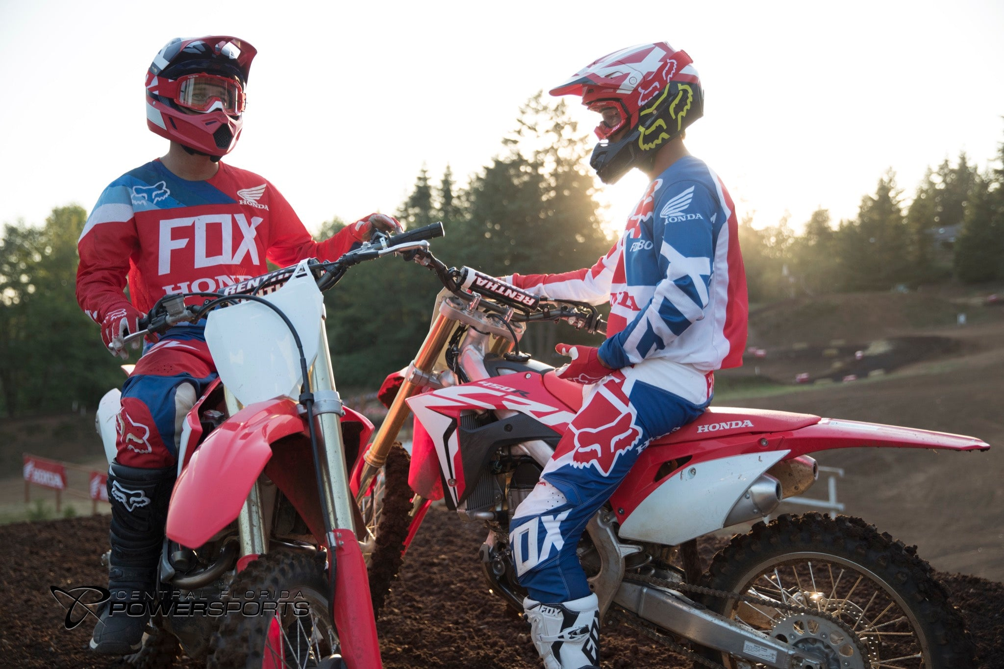 2018 Honda CRF450R Motorcycle Racing - Kissimmee/Orlando Moto Dealer ...