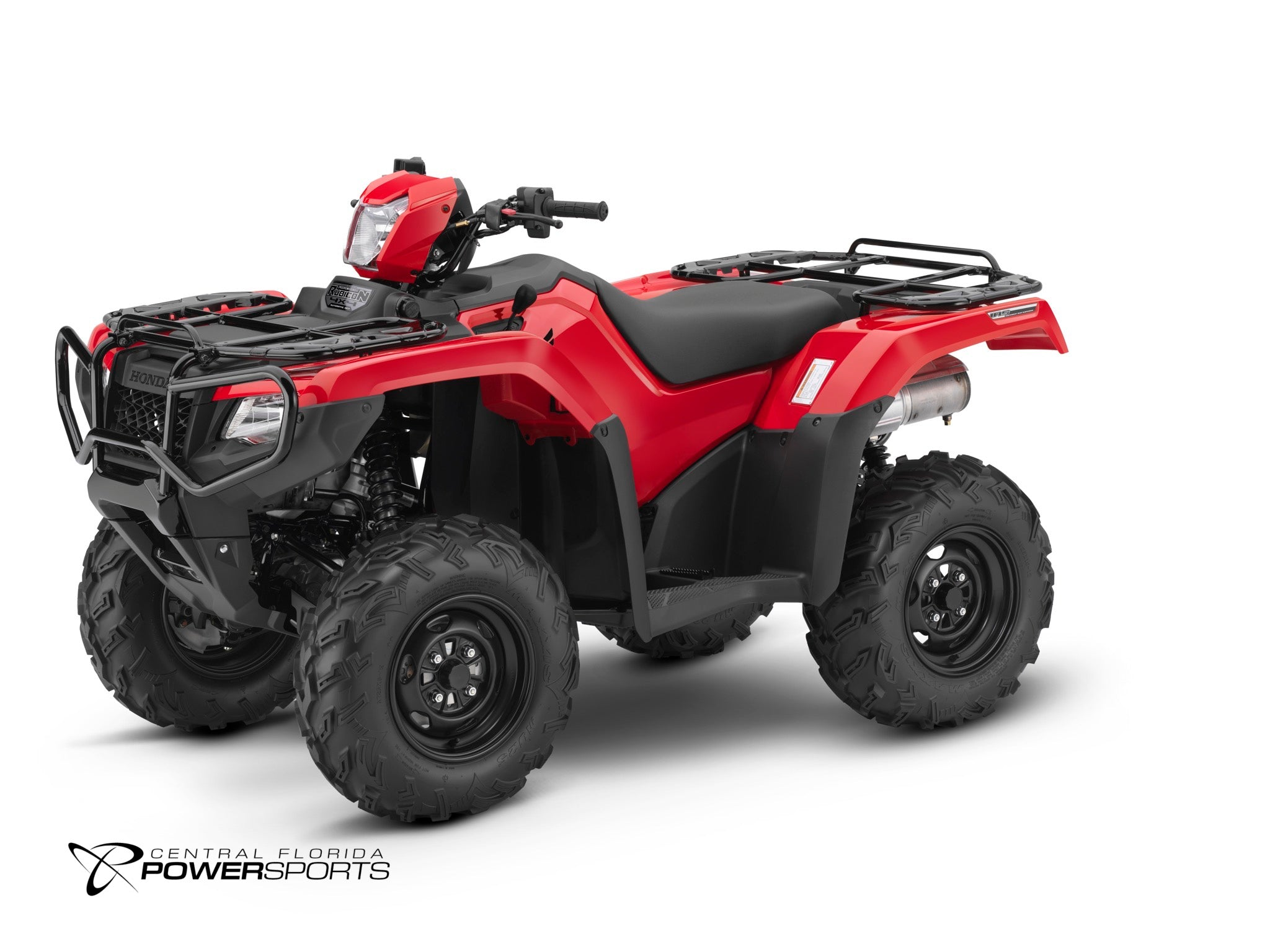 2018 Honda Foreman Rubicon Automatic DCT - ATV For Sale - Central Florida  PowerSports