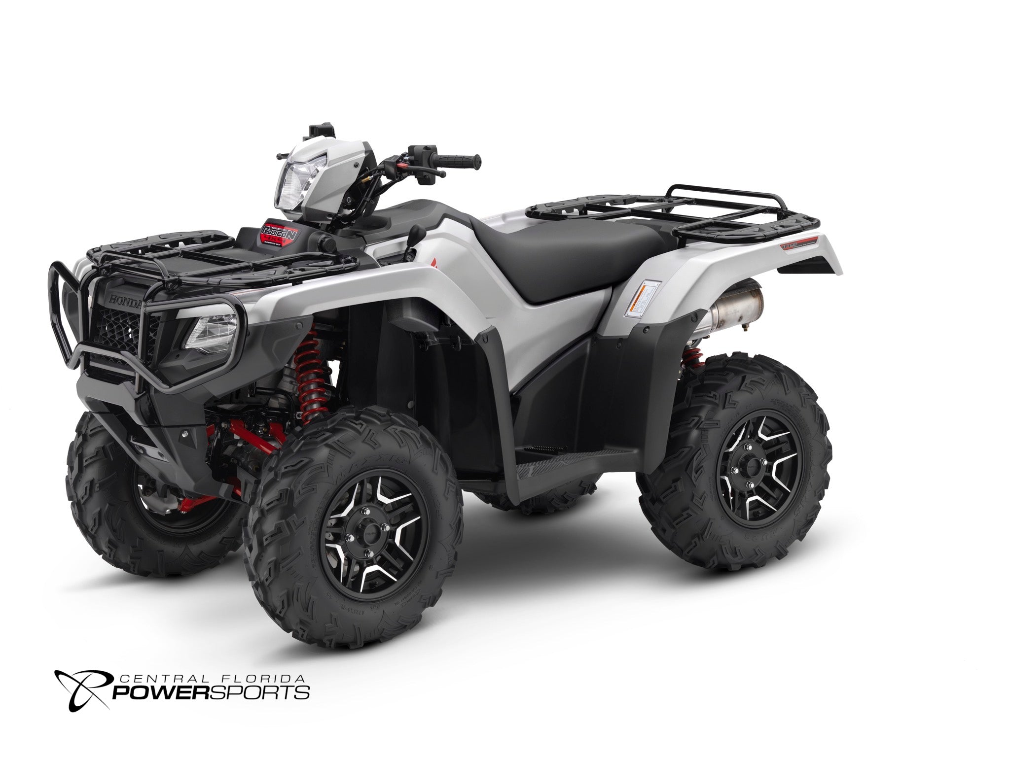 2018 Honda Foreman Rubicon Automatic DCT EPS Deluxe - ATV For Sale -  Central Florida PowerSports