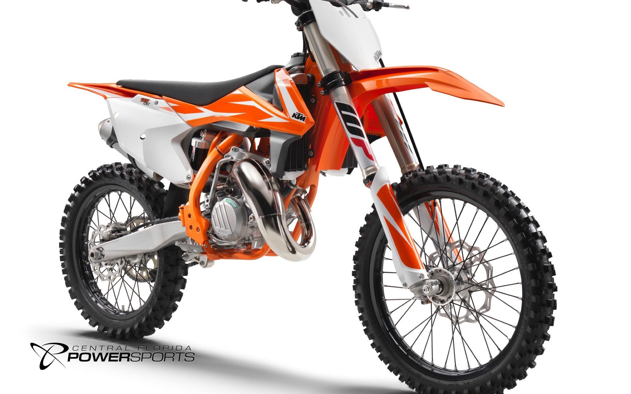 2018 ktm 125 sx motocross motorcycle for sale kissimmee orlando central florida powersports. Black Bedroom Furniture Sets. Home Design Ideas