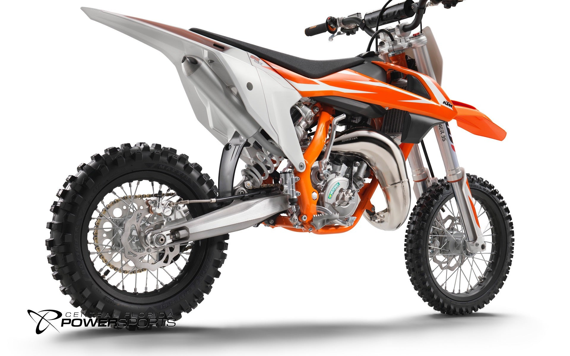 2018 ktm 65 sx motorcycle for young pilots 8 to 12 y.o. orlando