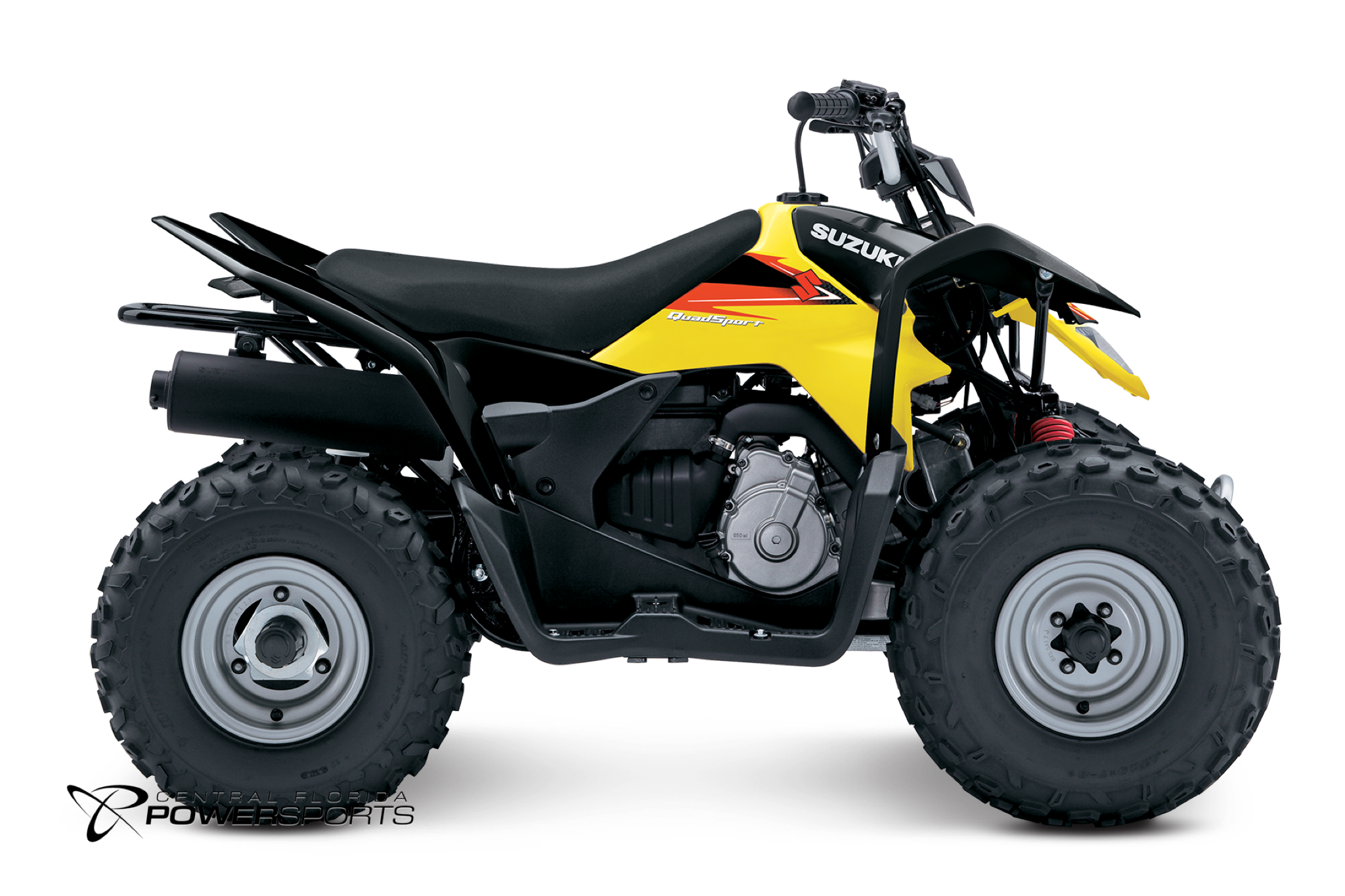 2018 Suzuki QuadSport Z90 Sport Youth ATV For Sale Kissimmee Dealer ...