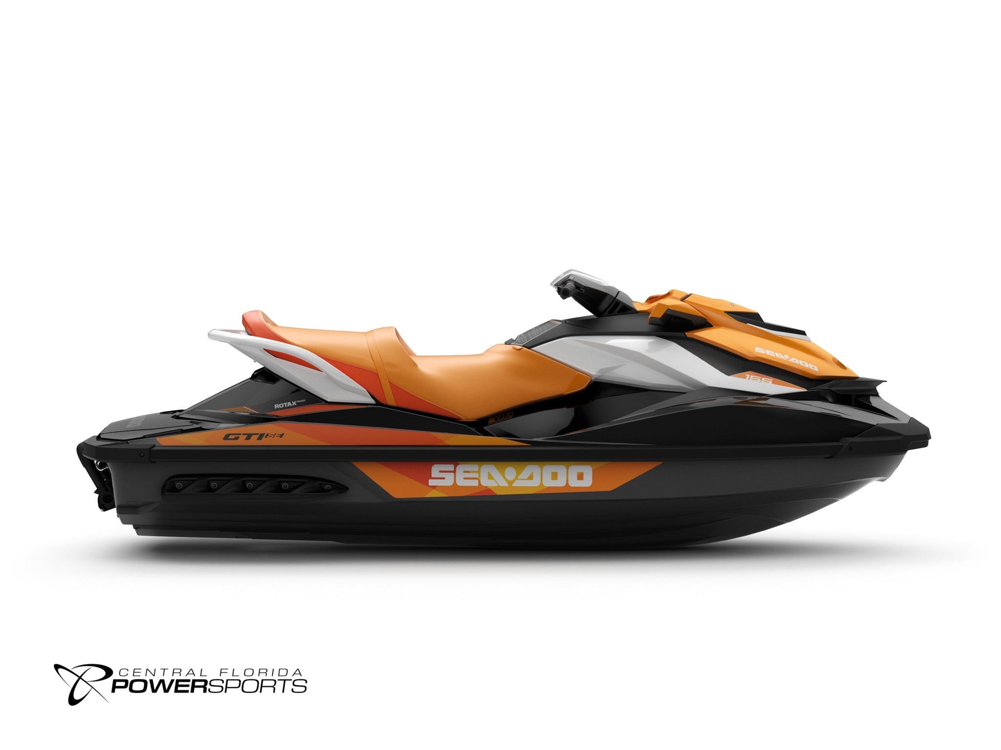 Lowest Prices on 2018 Sea-Doo GTI SE 155 PWC For Sale - Kissimmee ...
