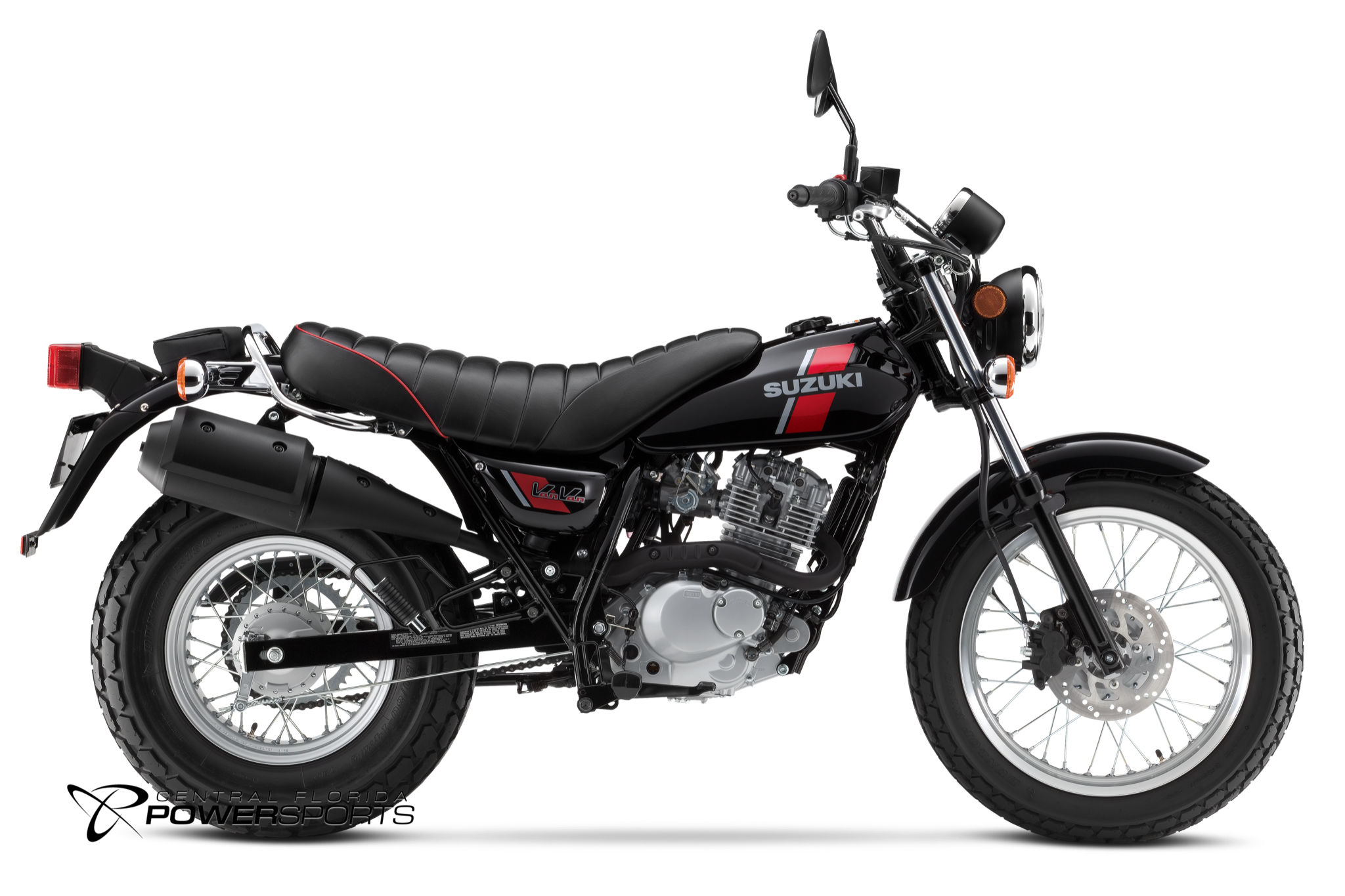 2018 suzuki vanvan 200 motorcycle for sale - orlando, fl bike