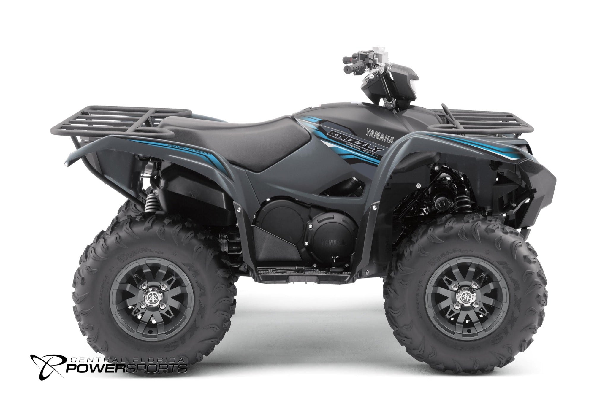 2017 Yamaha Grizzly >> 2018 Yamaha Grizzly Eps 4wd Se