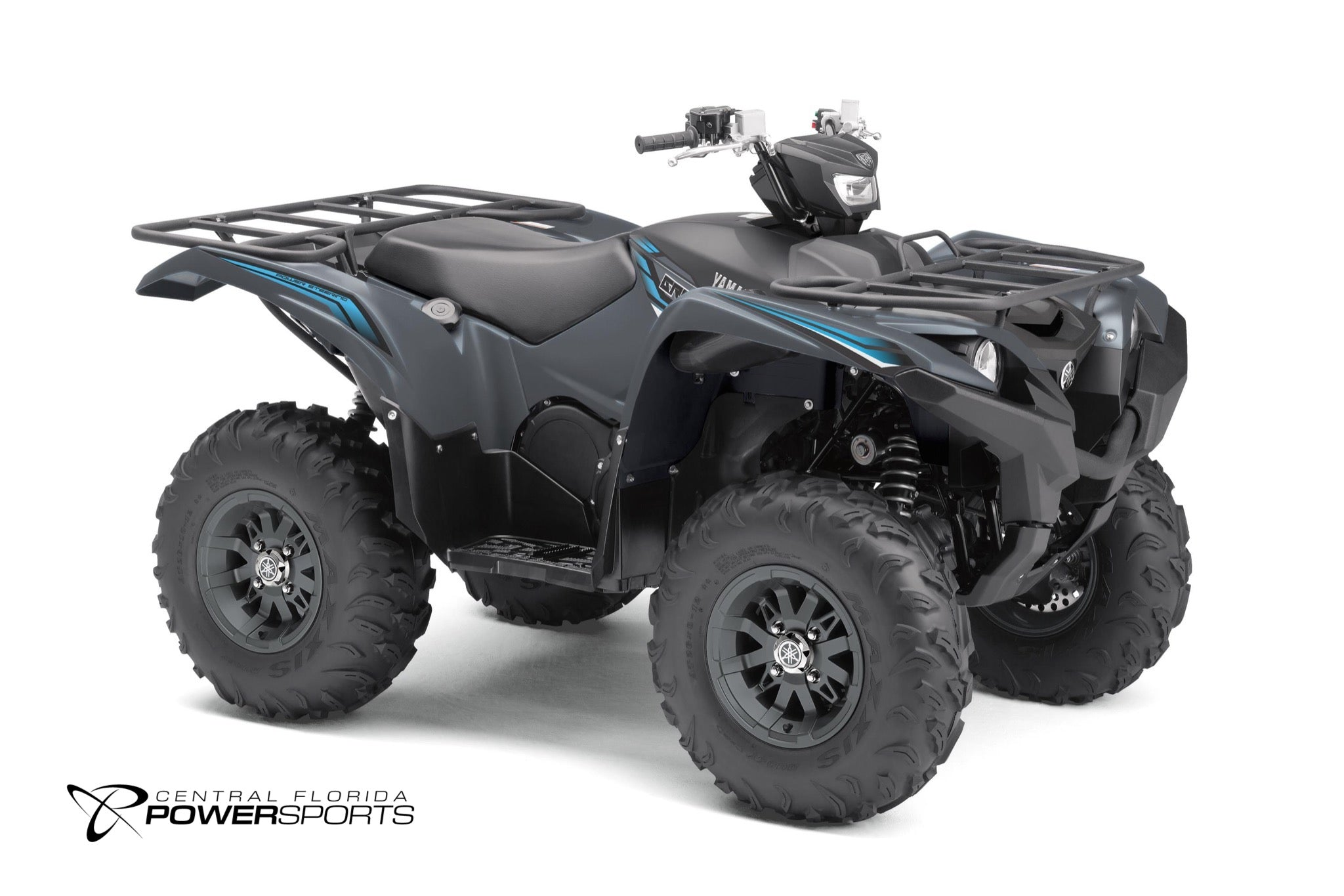 2018 Yamaha Grizzly EPS Special Edition SE 4WD ATV Kissimmee FL ...