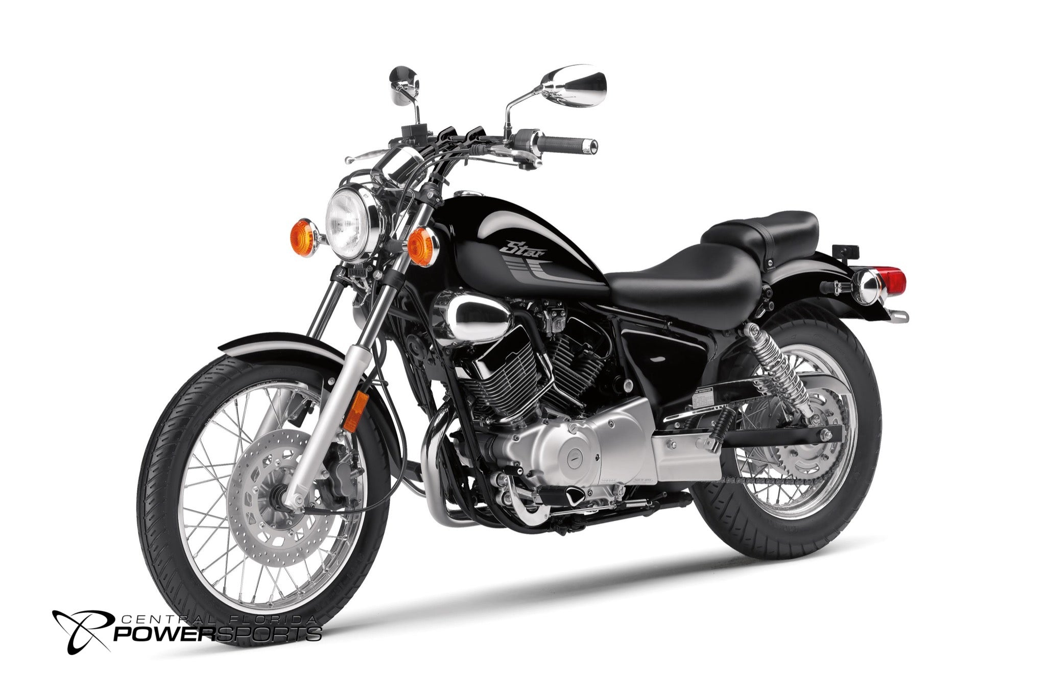 New 2018 Yamaha V Star 250 Motorcycle For Sale - Best Kissimmee ...