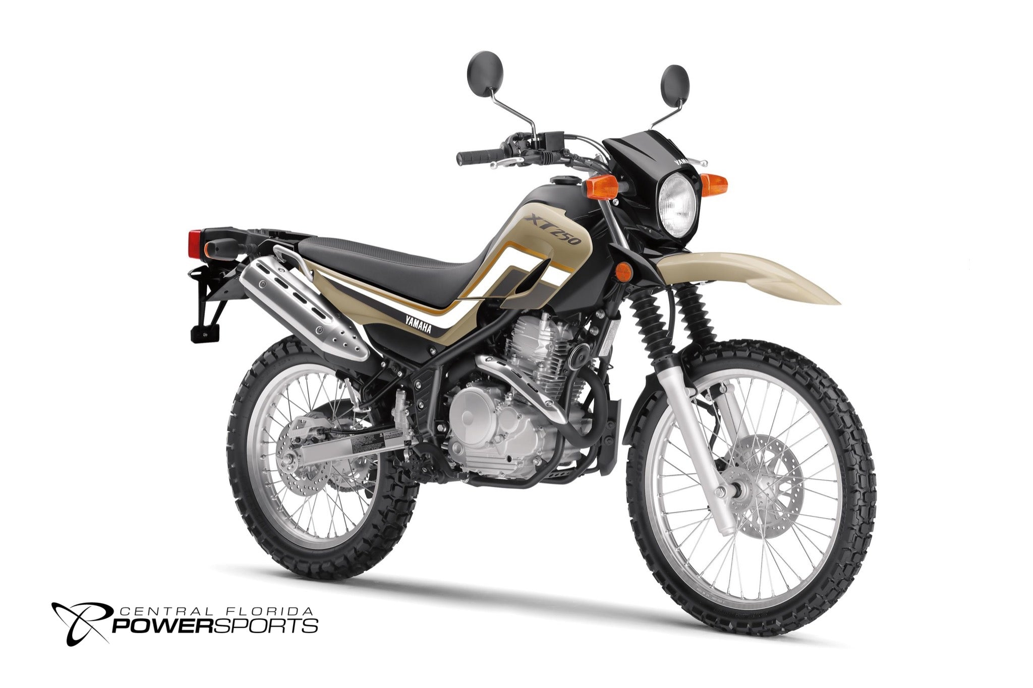 2018 Yamaha XT250 Dual Sport Motorcycle For Sale