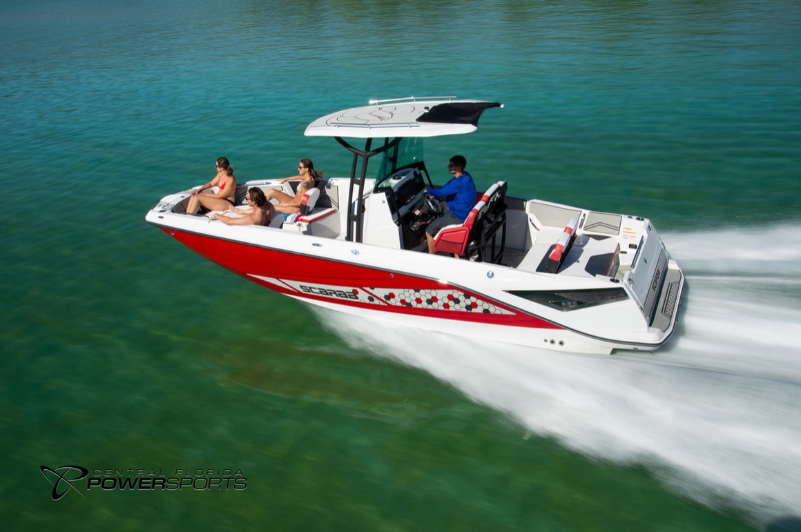 Scarab Jet Boats - Central Florida PowerSports
