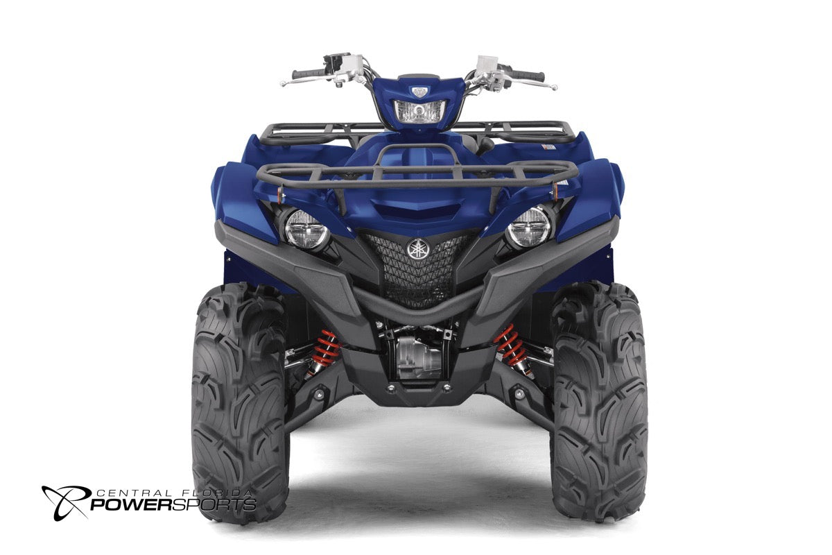 New Yamaha Grizzly