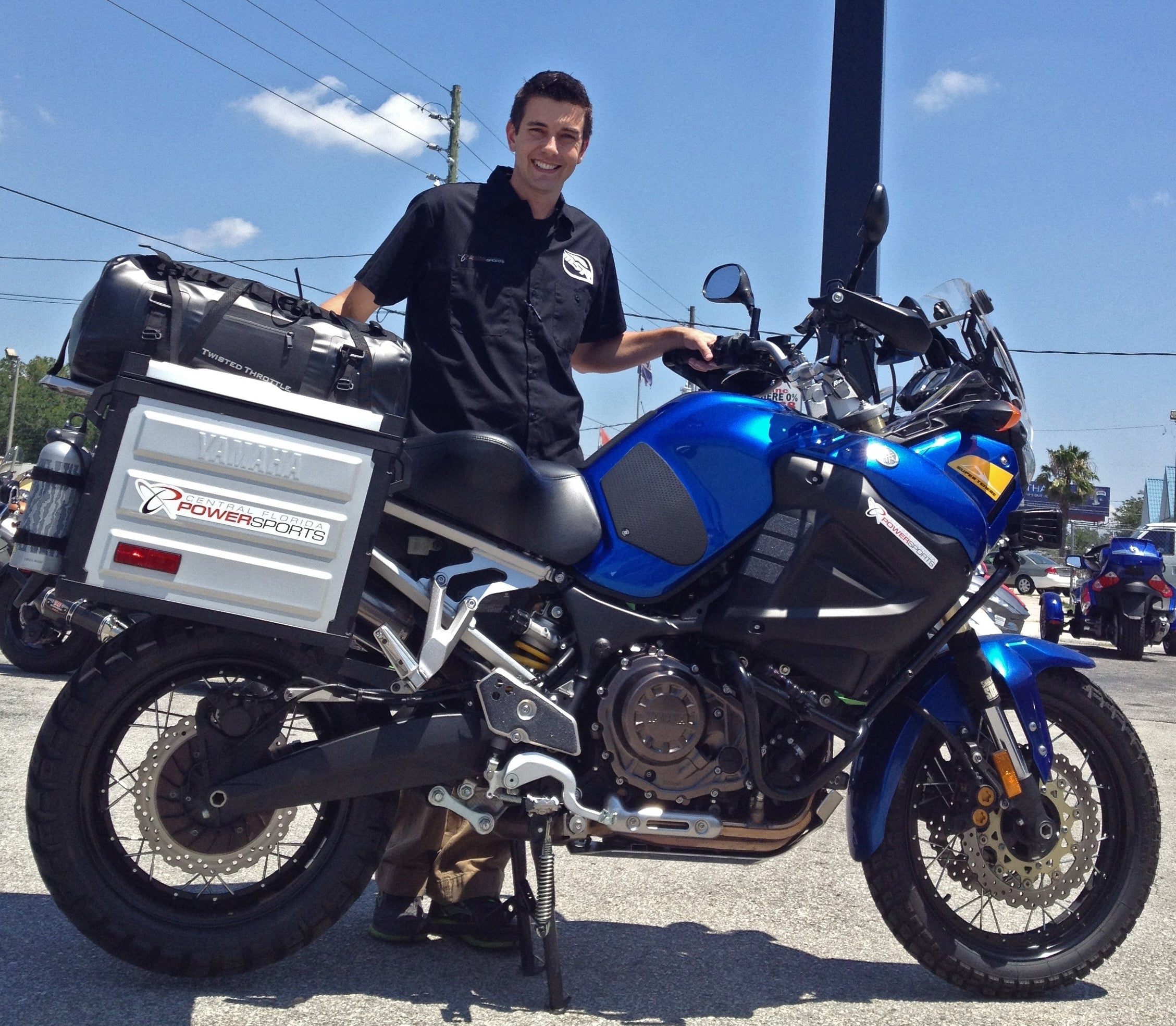 about central florida powersports - can-am, spyder, sea-doo, honda