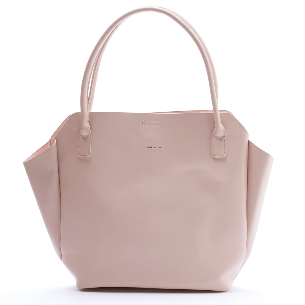 Rachel Small Tote Muted Rose