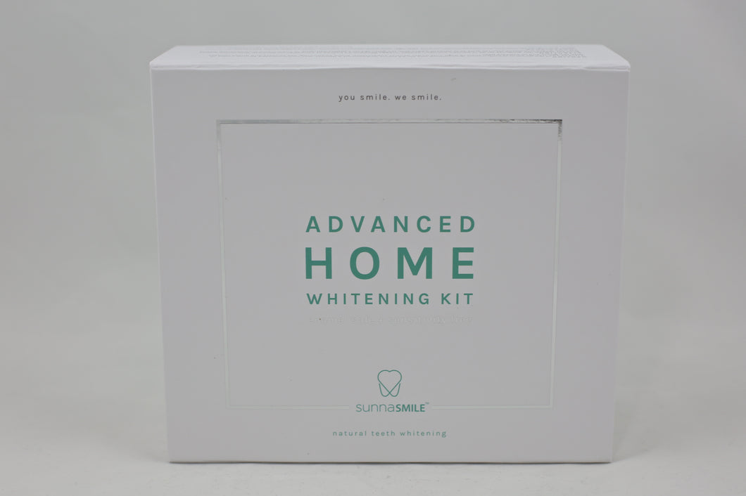 Advanced Home Whitening Kit