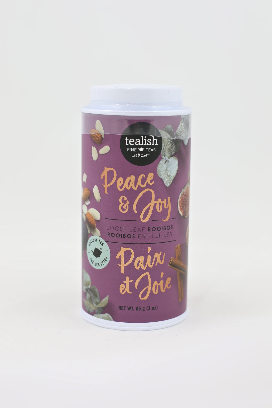 Peace & Joy Rooibos Tea Tin