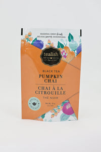 Pumpkin Chai Black Tea Pouch
