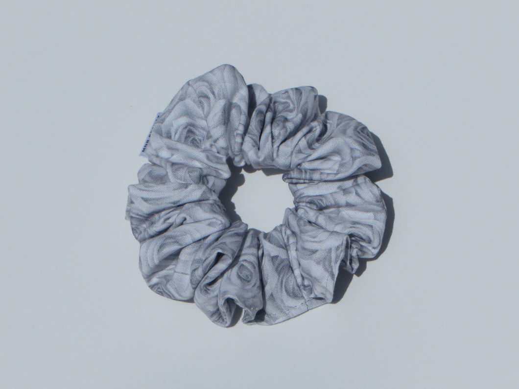 Fifty Shades Of Grey Roses Mini Scrunchie