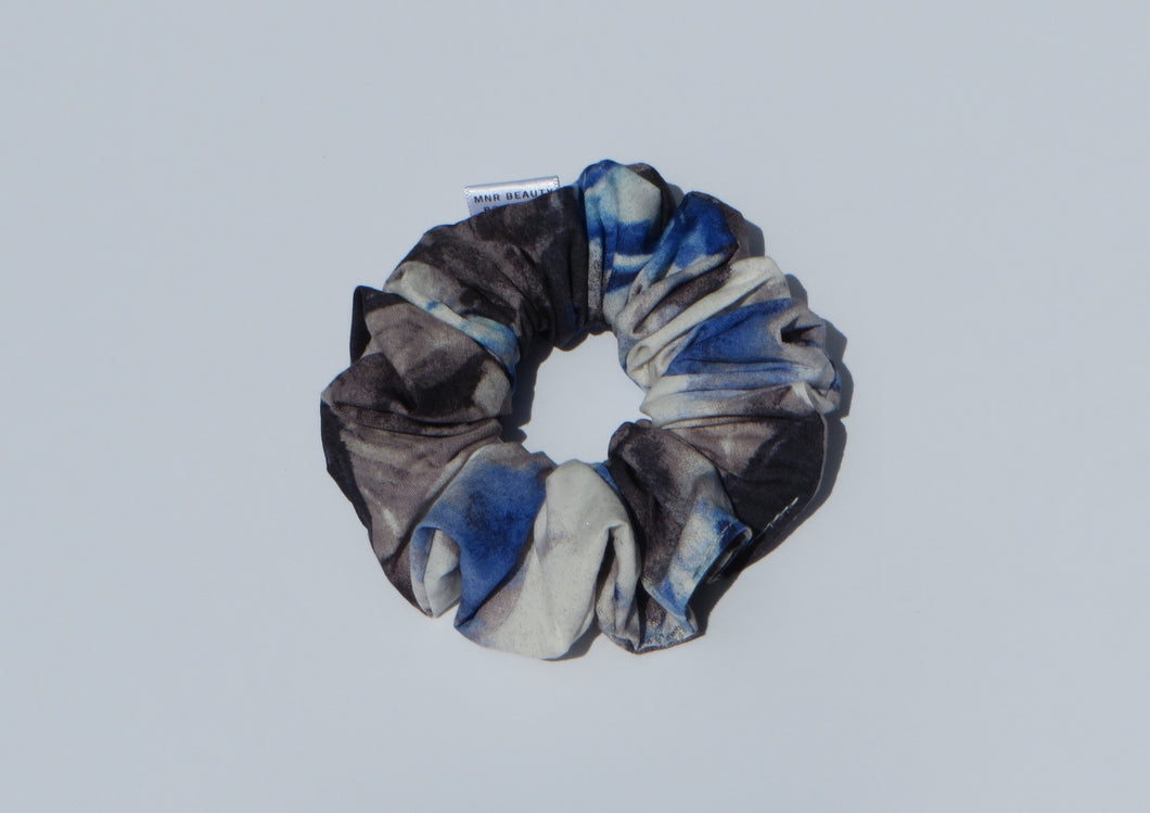 Mountain Tie Dye Scrunchie
