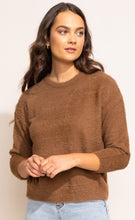 Load image into Gallery viewer, The Billie Sweater Brown