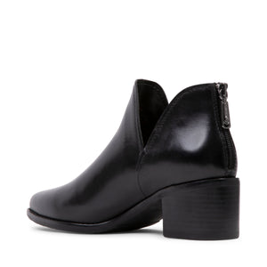 Blondo Ellis Black Leather Bootie