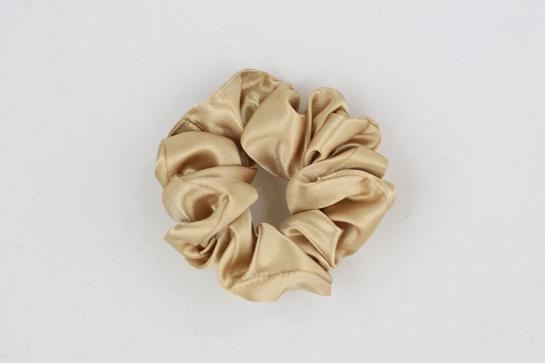 Mellow Satin Scrunchie