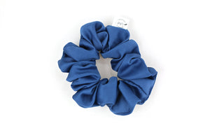 Yale Satin Scrunchie