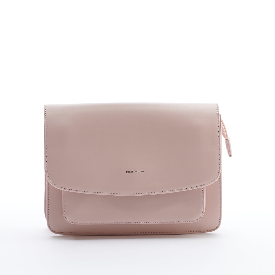 Zoe Cross Body Muted Rose