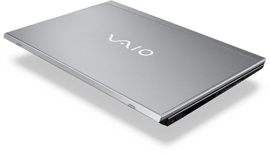 Graced with an attractive hexagonal design that encompasses the exterior and interior of the notebook, VAIO notebooks cleverly combine form and function in exemplifying its design DNA.