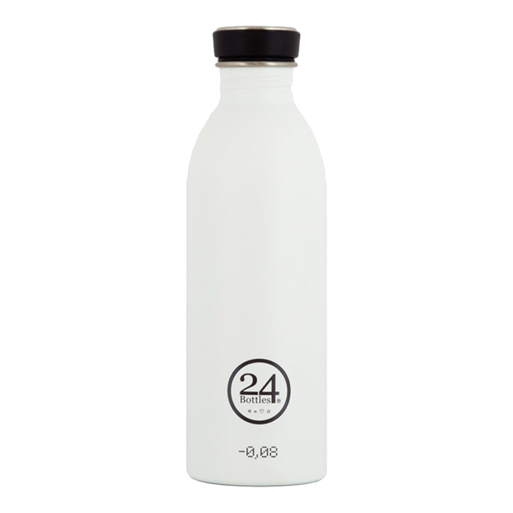 VAIO x 24Bottles Urban Bottle 500ml - Ice White
