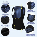 Burn™ Vest Zipper