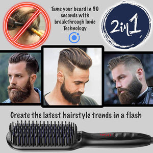 u-Stylishing Beard & Hair