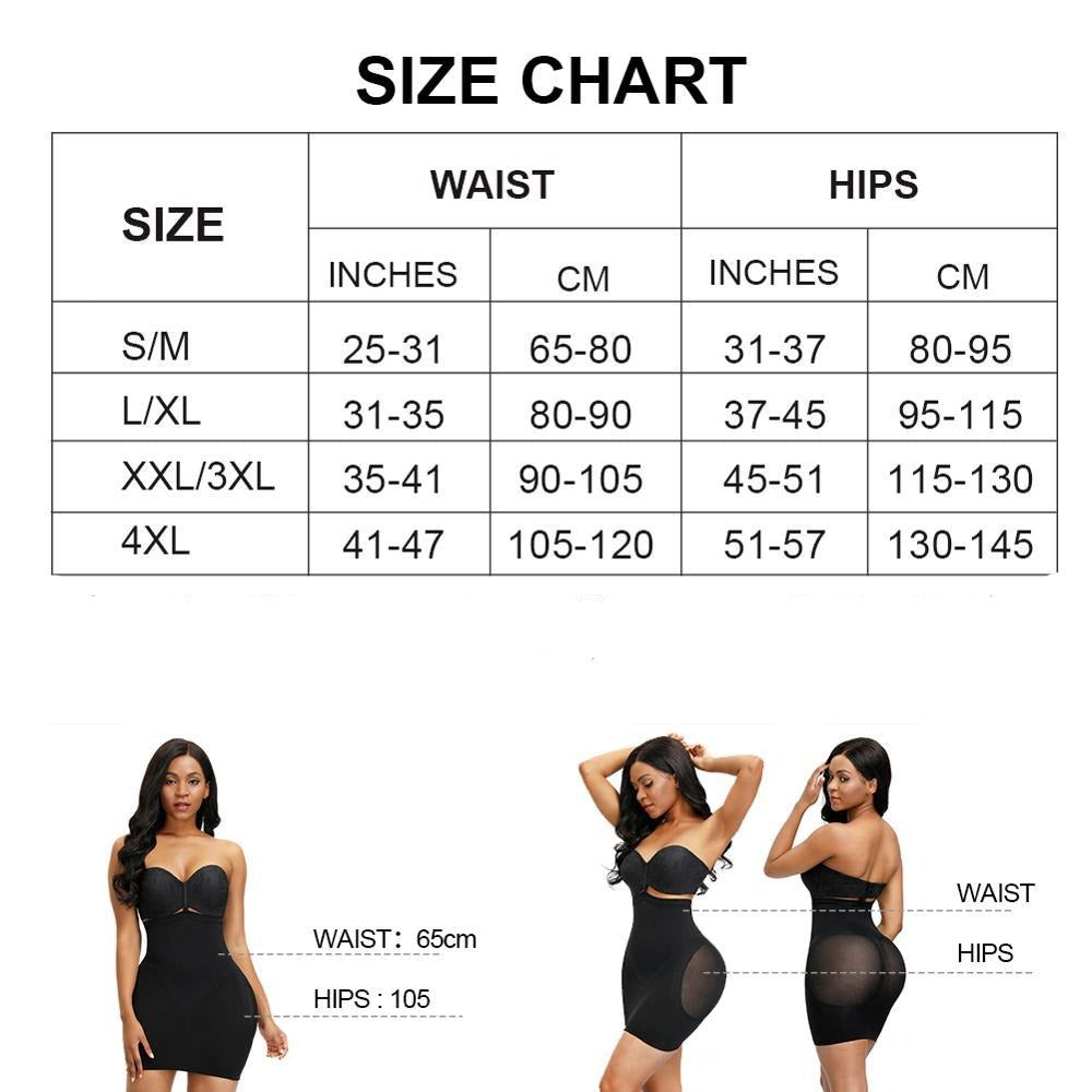 Mini-Skirt Shaper Dress