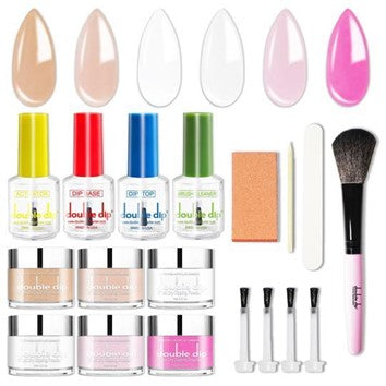 Best Selling French Nail Dip Powder Starter Kit with Dip Tray