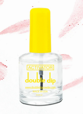 extra careful when handling the activator and do your best to prevent cross contamination