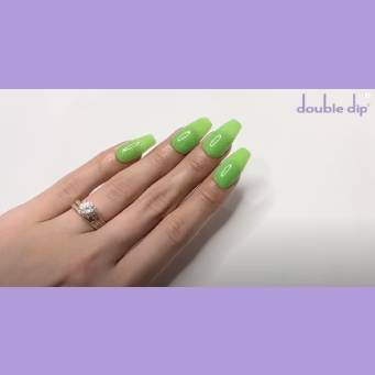 How to do Dipping with the Gel Method with DoubleDip