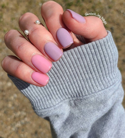 Lilac for summer