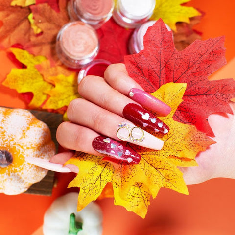 Nail manicure Ideas for Fall 2021