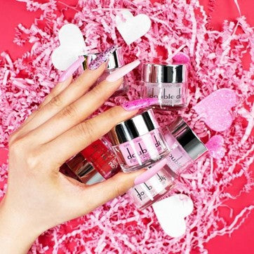 PS I Love You Dip Powder Nail Kit for Starter 6 Colors Limited Edition
