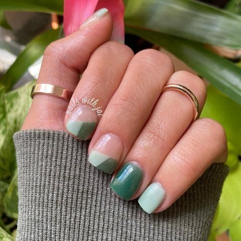 Work From Home Mani Inspirations