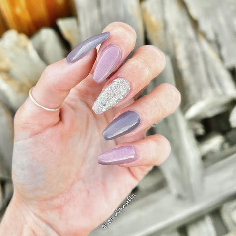 Classic Almond-Shaped Nails