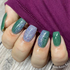 1341 - Wonderland - Double Dip Nails