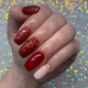761 - Winter Sleigh - Double Dip Nails