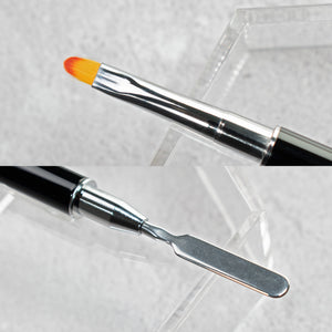 Polygel Dual Application Brush
